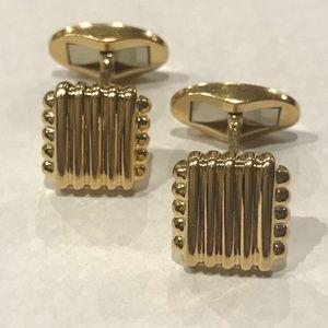 Tiffany & Co. Cufflinks Vintage Tiffany & Co. 18K